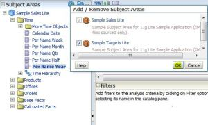BI By Abdul Saleem: Working with Multiple Subject Areas in
